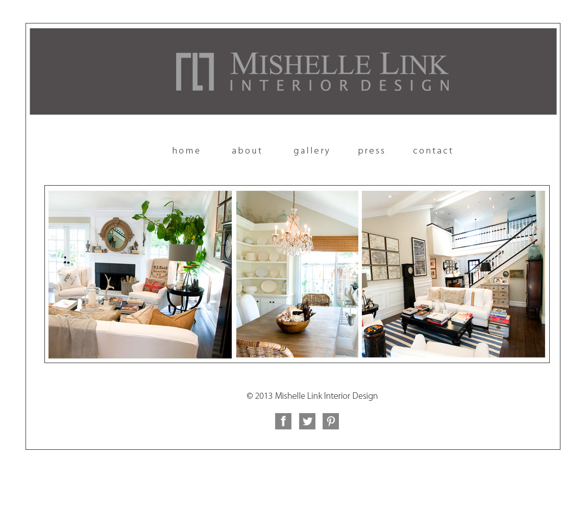 Michele Link Interior Design