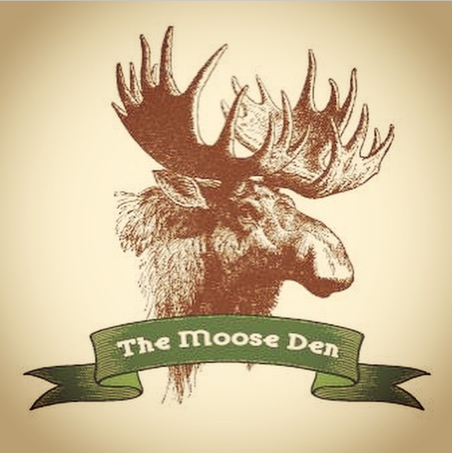The Moose Den Logo