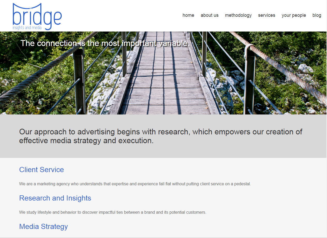 bridgeim website